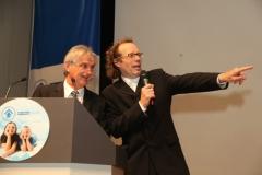Dr. Michael Jung und Bernhard Bentgens