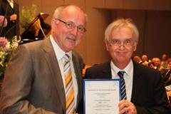 Heinz Hilgers und Dr. Michael Jung