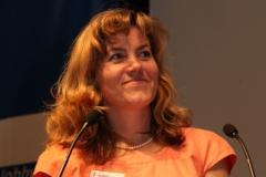 Claudia Bös 2. Vorsitzende