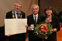 Franz Schaidhammer, Dr. Michael Jung, Christa Jung-Gawenda