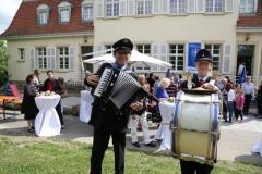 Bernhard Bentgens - Eröffnung Schatzkiste - Kinderschutzbund Wiesloch