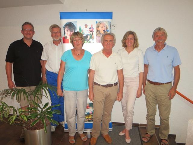 Vorstand des KSB Wiesloch
