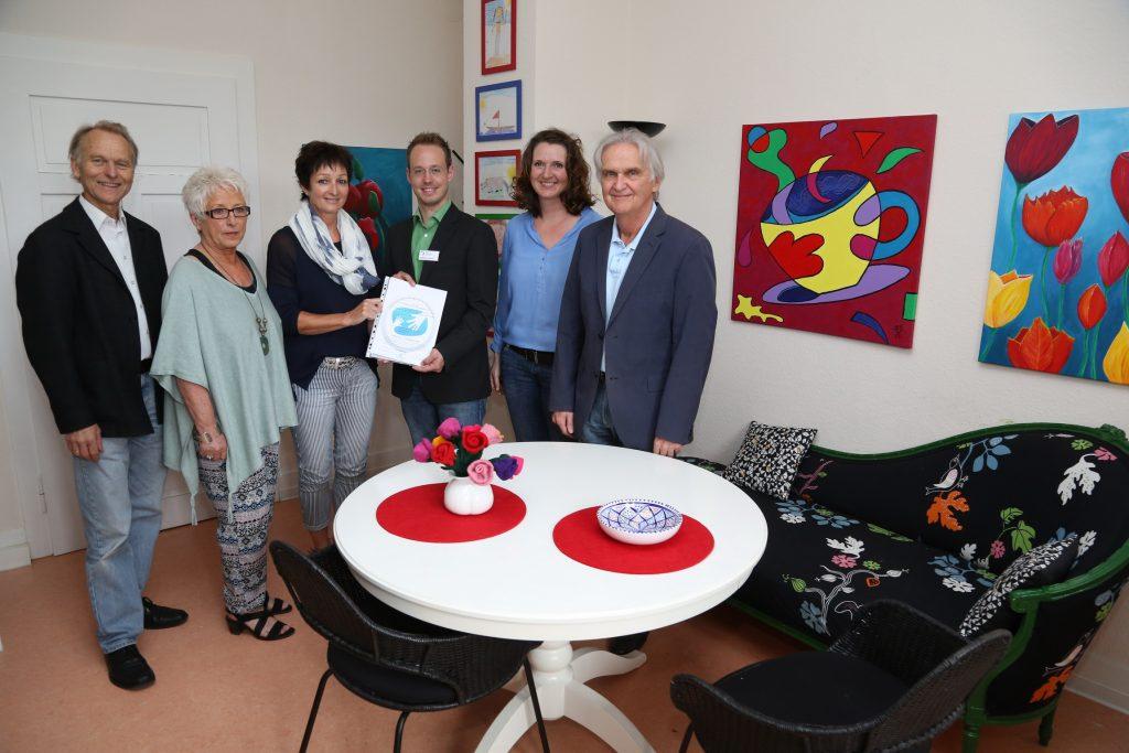 Gütesiegel Tageselterqualifizierung Kinderschutzbund Wiesloch