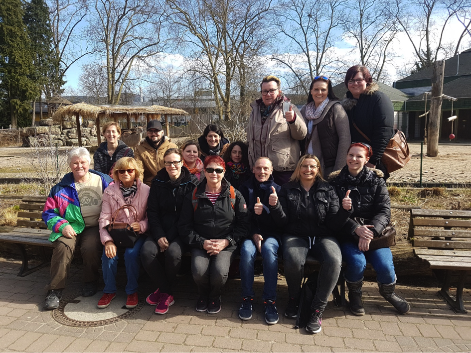 Tageseltern im Zoo Heidelberg
